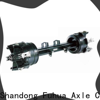 FUSAI custom trailer axle parts brand