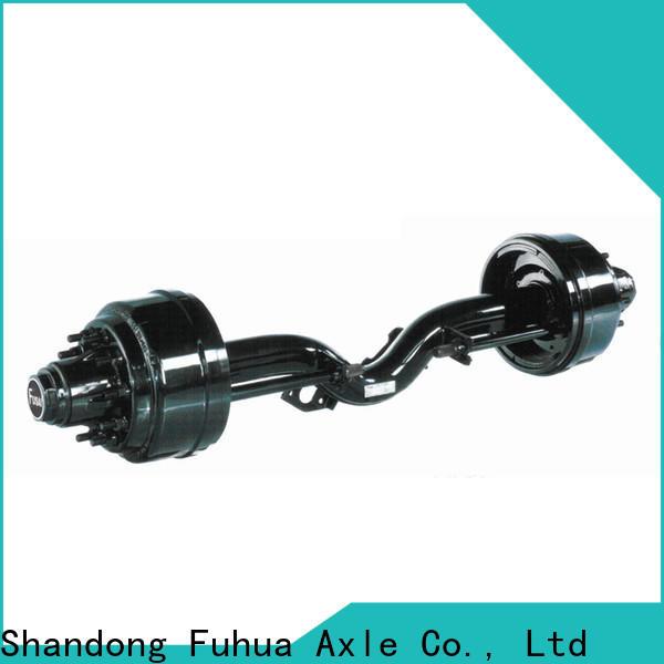 perfect design trailer axle parts supplier