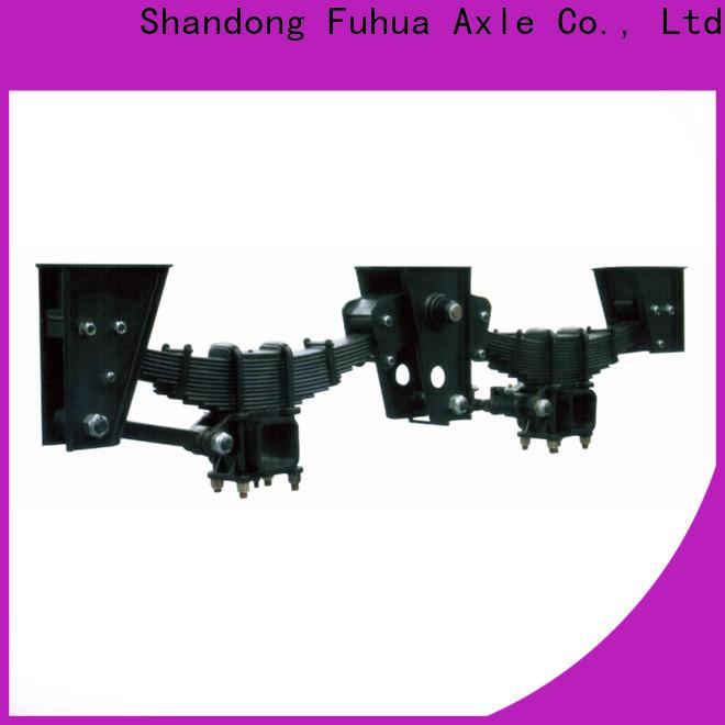 FUSAI trailer air suspension manufacturer