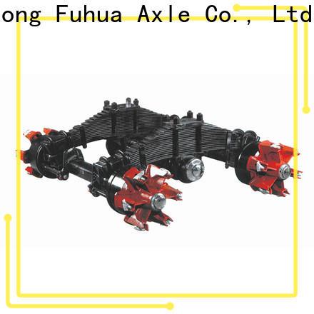 FUSAI low moq bogie suspension 5 star service