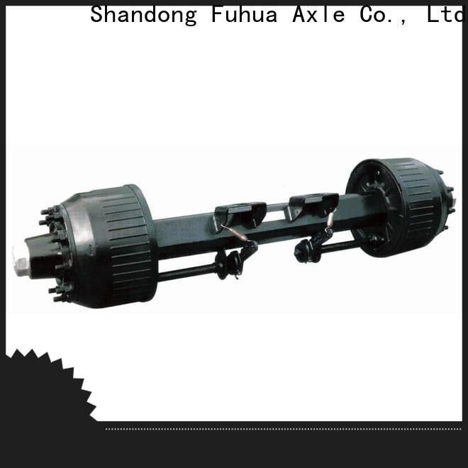 FUSAI custom types of trailer axles manufacturer