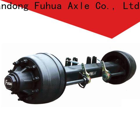 FUSAI trailer axle kit manufacturer