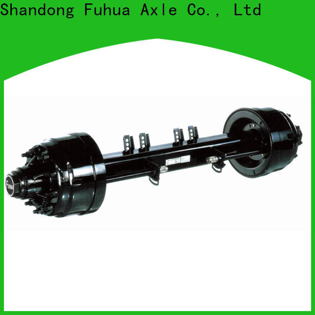 FUSAI small trailer axle from China
