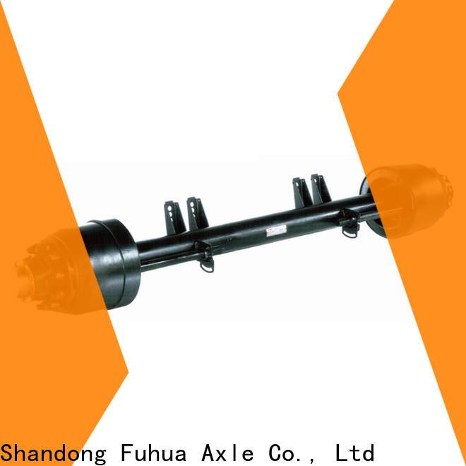 FUSAI trailer axles wholesale
