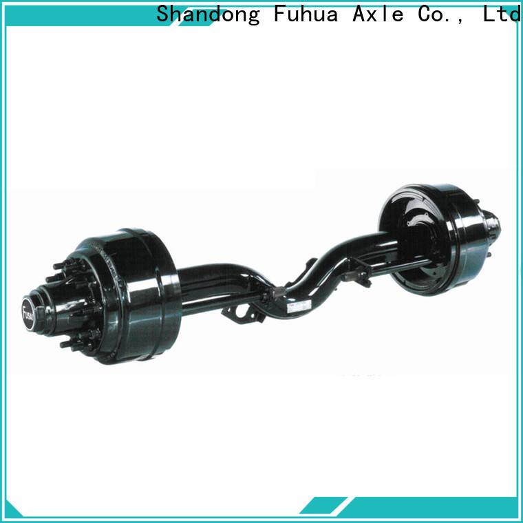 FUSAI premium option trailer axle parts supplier