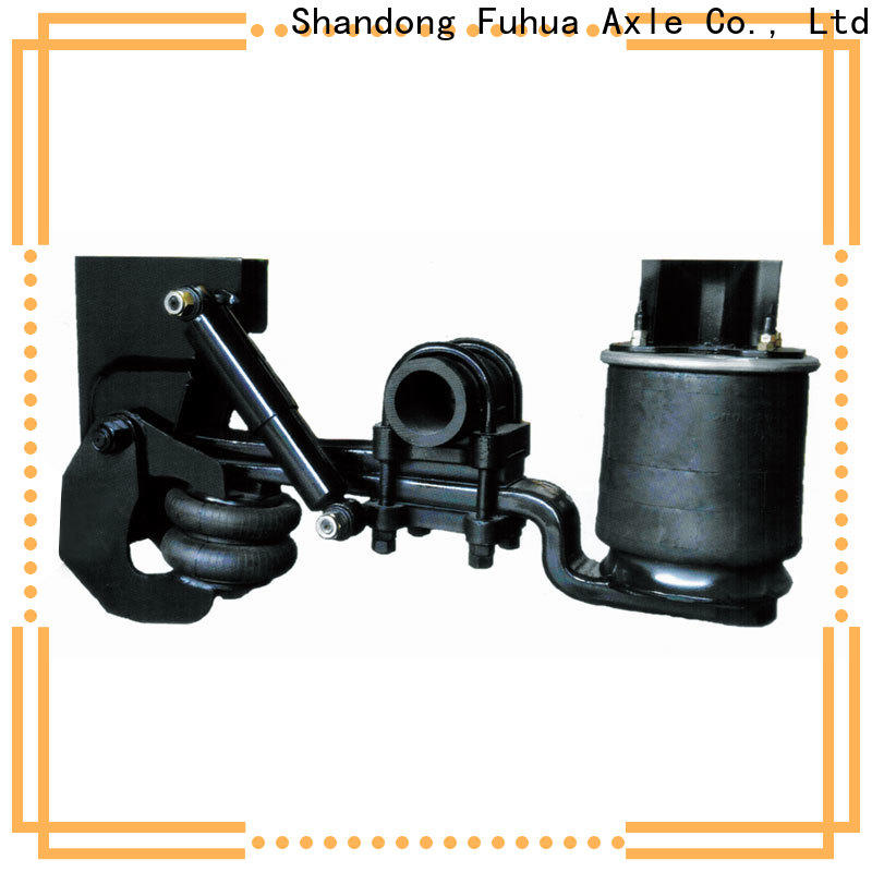 high quality air suspension system supplier
