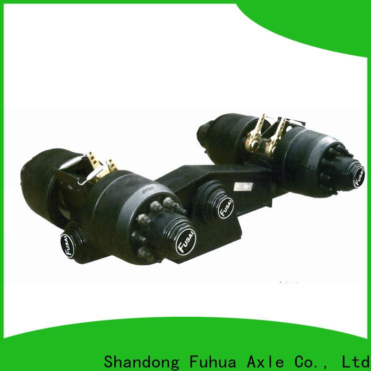FUSAI cantilever rear suspension 5 star service