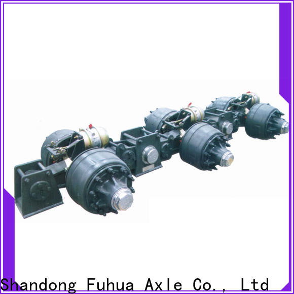 FUSAI cantilever rear suspension supplier