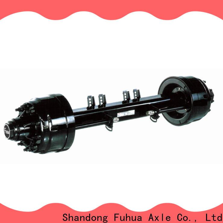 FUSAI perfect design trailer axles wholesale