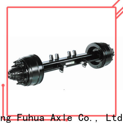 FUSAI premium option trailer axle parts brand