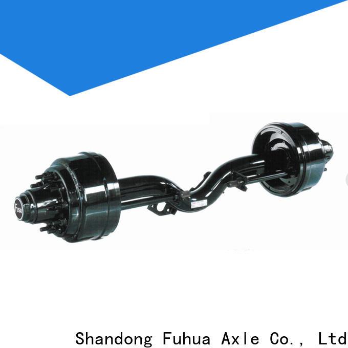FUSAI oem odm trailer axle kit supplier