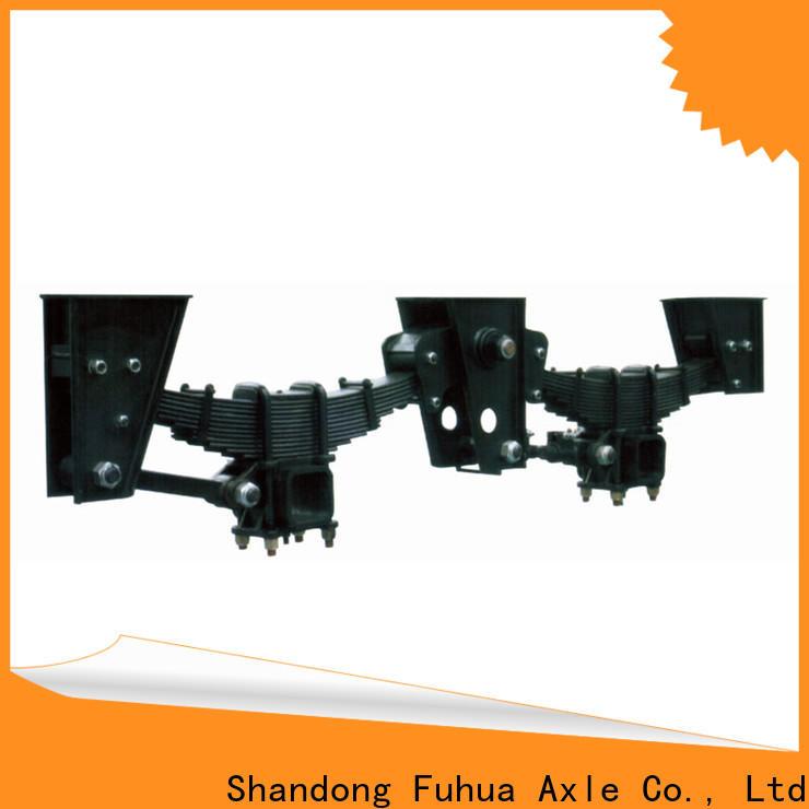 FUSAI high quality trailer air suspension manufacturer