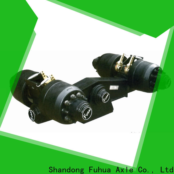 FUSAI custom cantilever rear suspension from China