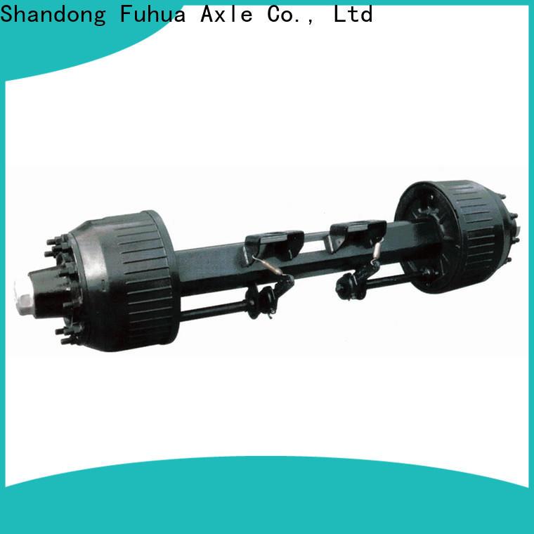 FUSAI custom types of trailer axles wholesale