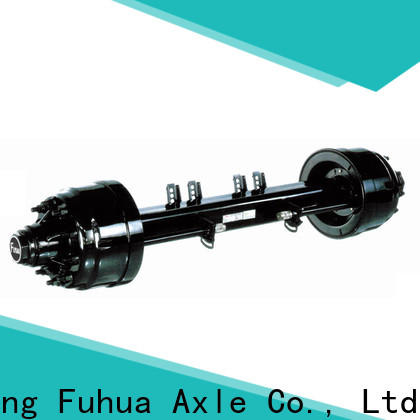 oem odm small trailer axle manufacturer