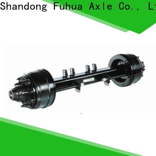 FUSAI small trailer axle manufacturer