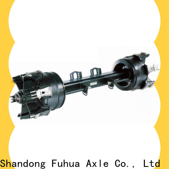 FUSAI trailer axles from China