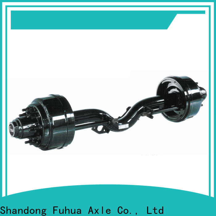 high quality trailer axles from China