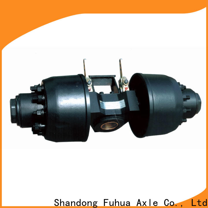 FUSAI hydraulic axle 5 star service