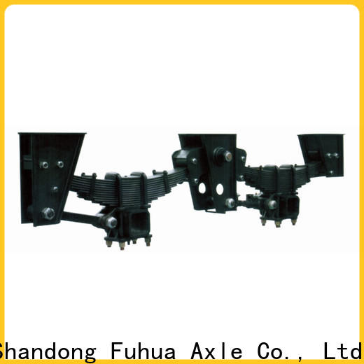 custom trailer air suspension from China