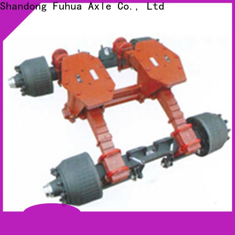 FUSAI bogie suspension supplier