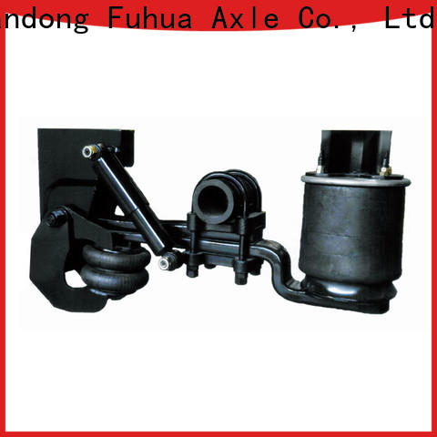 FUSAI bogie suspension manufacturer