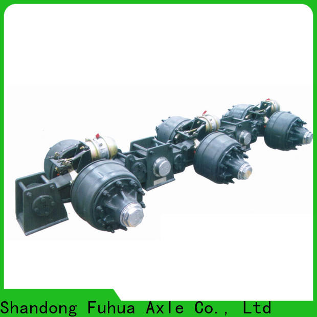 FUSAI high quality cantilever rear suspension supplier