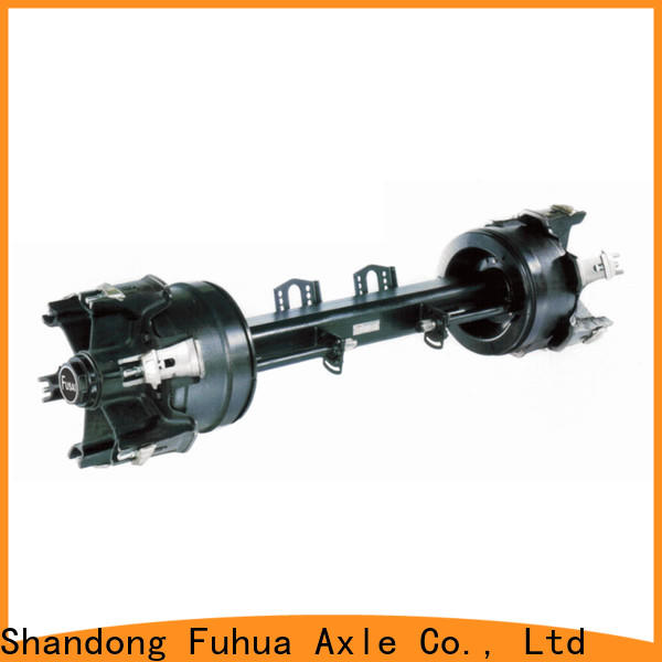 FUSAI high quality trailer axles from China