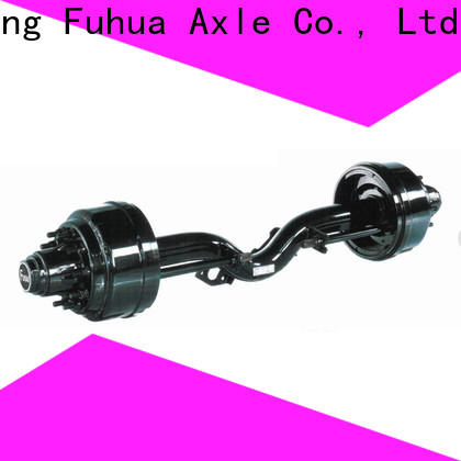 oem odm small trailer axle supplier