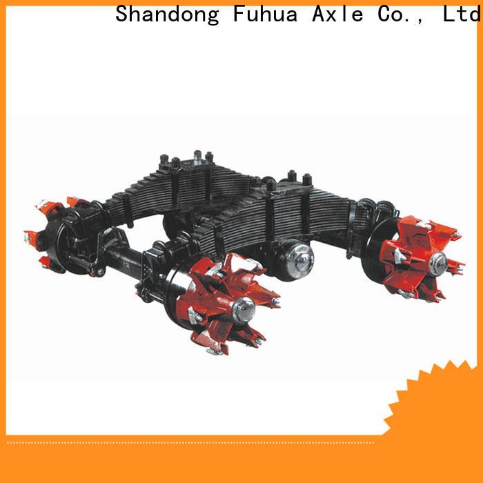 low moq bogie suspension manufacturer