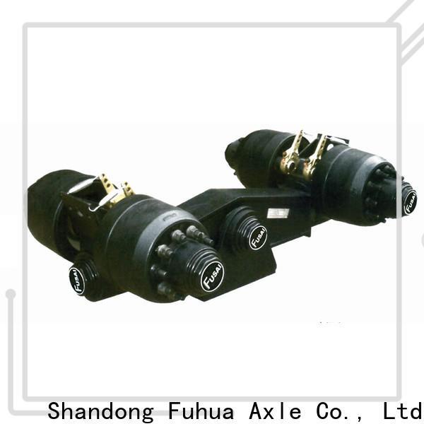 FUSAI perfect design cantilever suspension manufacturer
