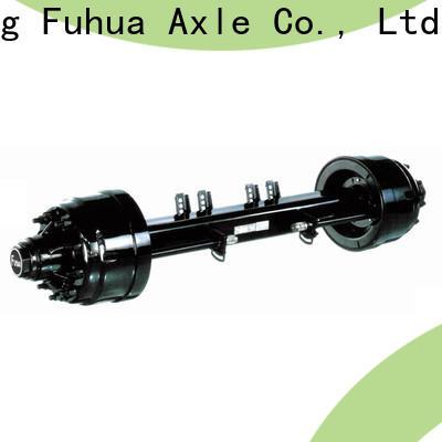 premium option trailer axle kit manufacturer