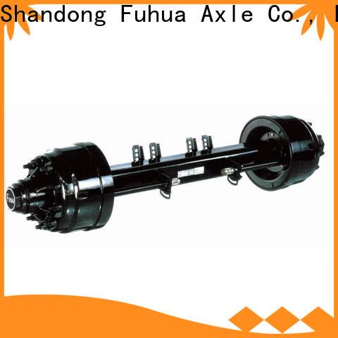 FUSAI small trailer axle wholesale