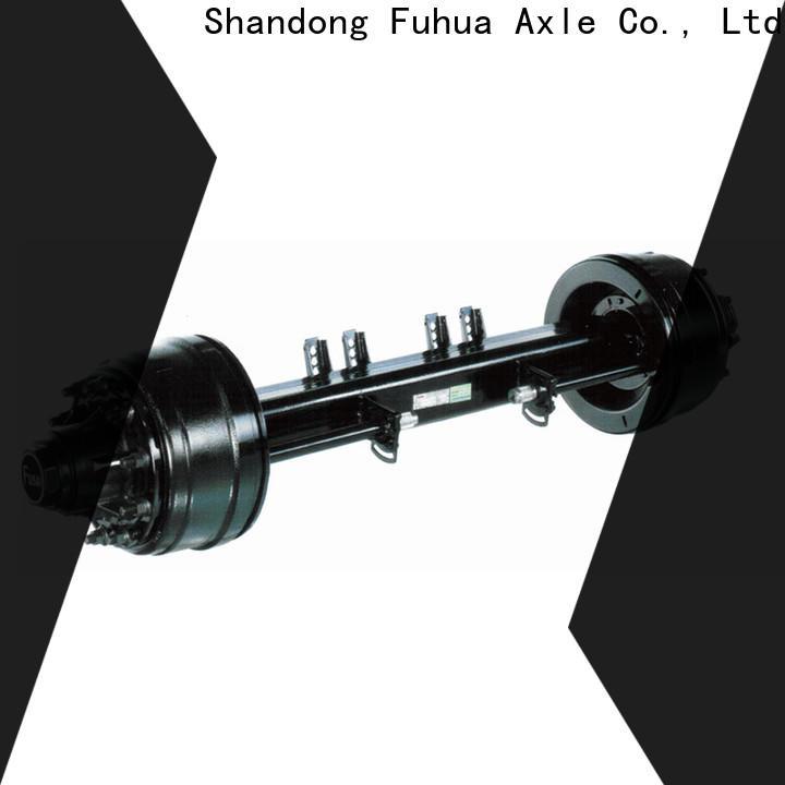 FUSAI low moq trailer axle parts brand