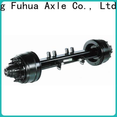 FUSAI premium option trailer axle kit manufacturer