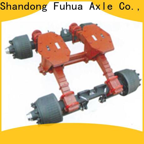 FUSAI high quality bogie suspension supplier