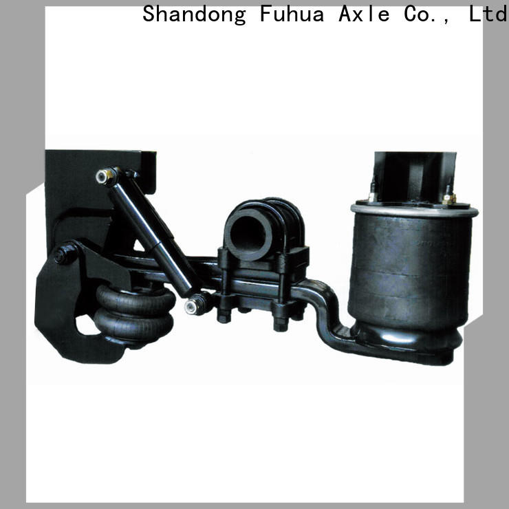 FUSAI oem odm air suspension system from China
