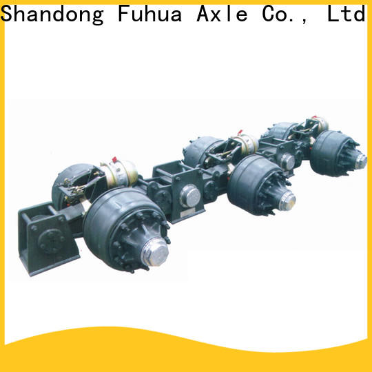FUSAI oem odm cantilever rear suspension from China