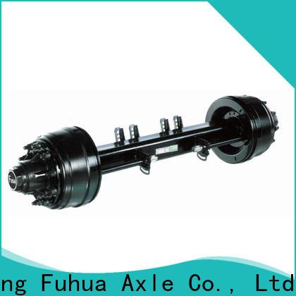 FUSAI perfect design trailer axle kit wholesale