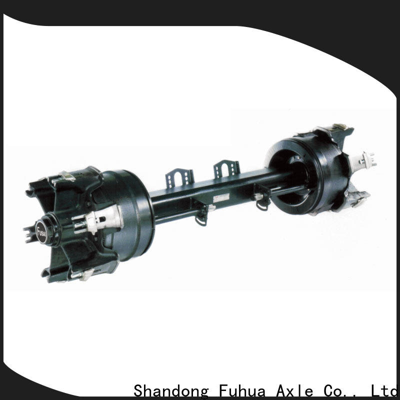 perfect design trailer axle kit supplier
