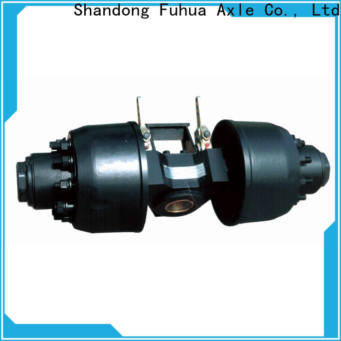 FUSAI premium option hydraulic axle manufacturer