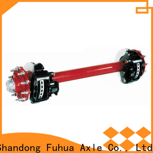 FUSAI custom disc brake axle brand