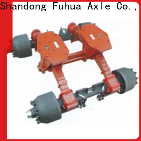 custom bogie suspension manufacturer