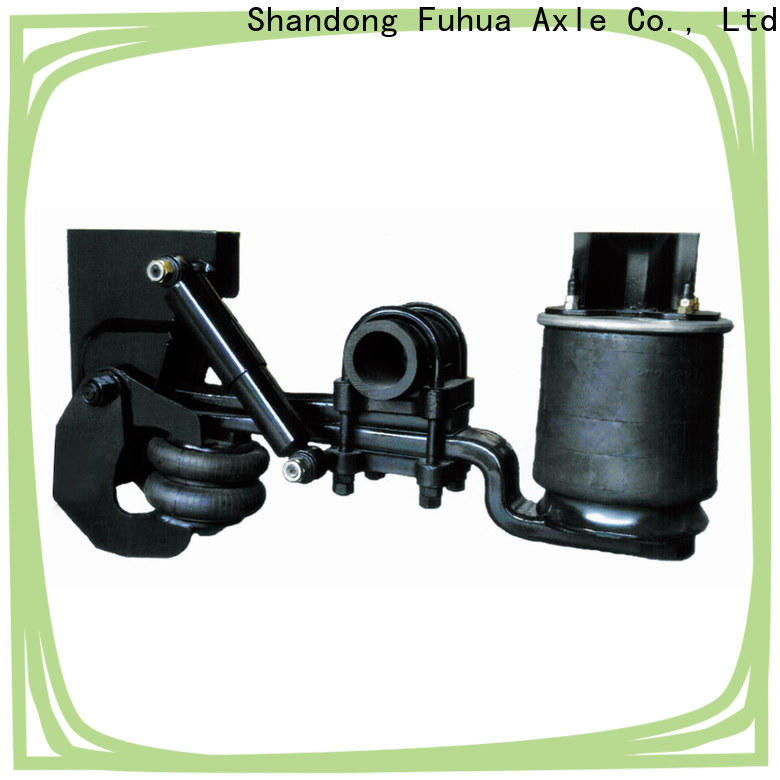 custom air suspension supplier