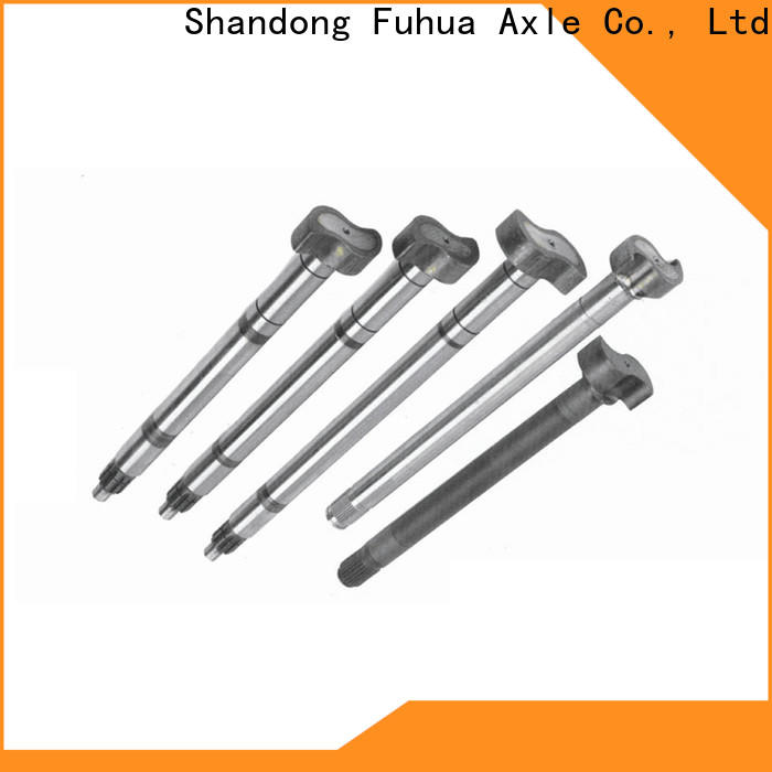 FUSAI low moq trailer springs from China