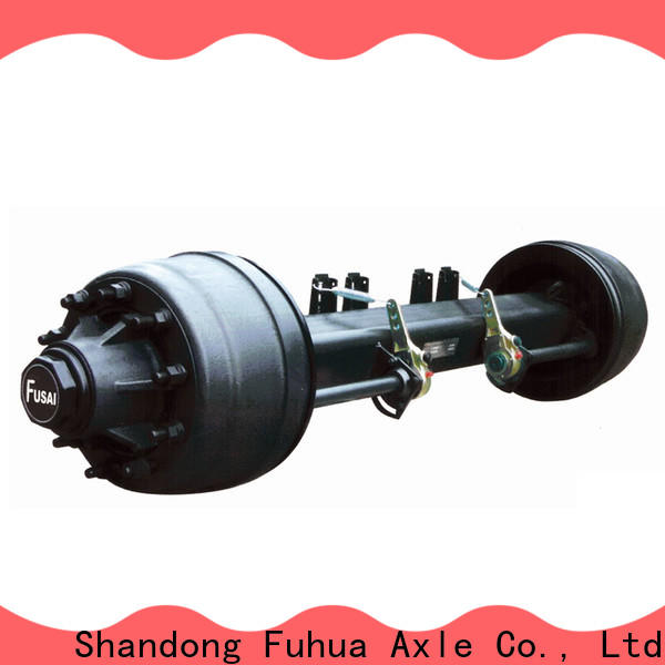 FUSAI trailer axle parts manufacturer