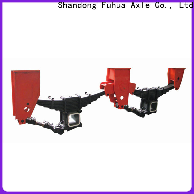 FUSAI trailer parts manufacturer