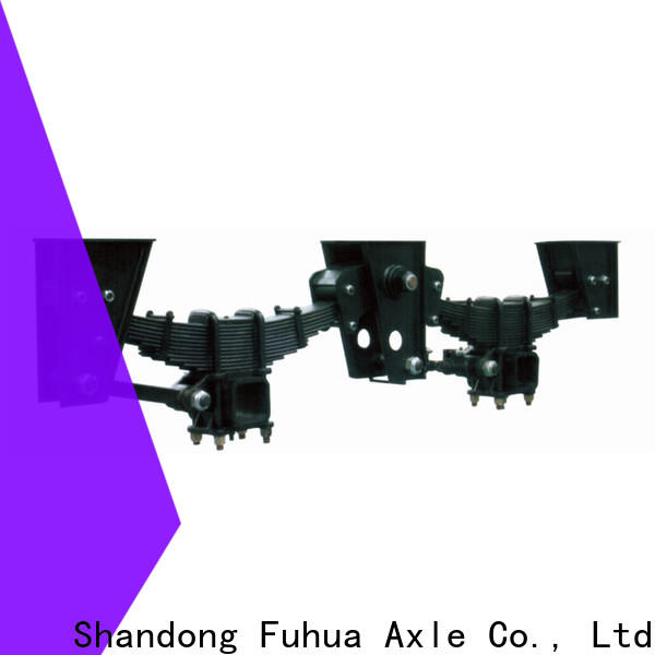 FUSAI trailer air suspension 5 star service