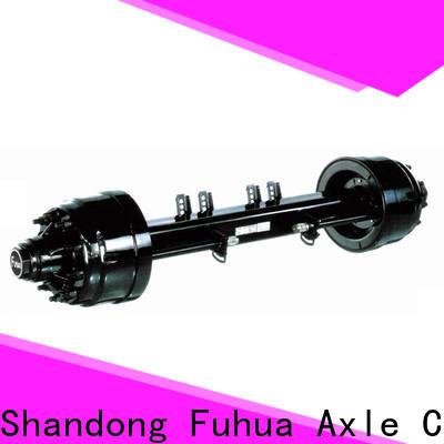 FUSAI oem odm trailer axle kit 5 star service