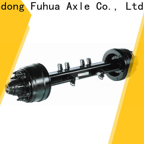 FUSAI trailer axles brand